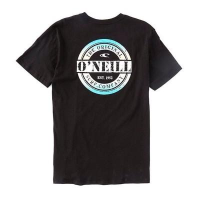 オニール メンズ シャツ トップス Standard-Fit Popcircle Short-Sleeve T-Shirt