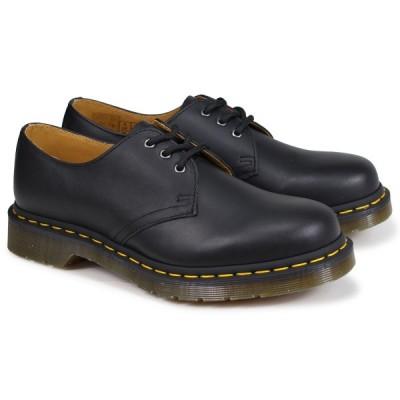 Dr.Martens ドクターマーチン 1461 3ホール シューズ メンズ レディース 3EYE GIBSON SHOES ブラック 黒 R11838001
