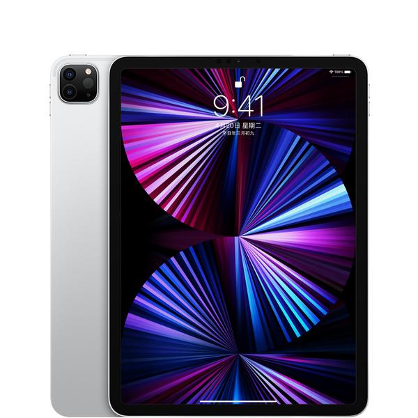 11 吋 iPad Pro Wi-Fi 機型 128GB - 銀色