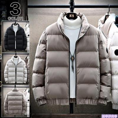 中綿ジャケット メンズ ジャケット ブルゾン アウター アウトドア 防寒 あったか 防風 冬服 メンズファッション