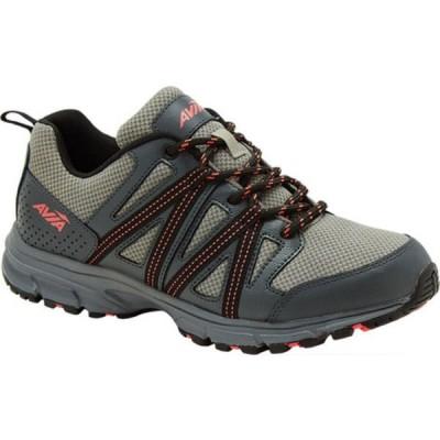 アビア スニーカー シューズ レディース Avi-Vertex Running Sneaker (Women's) Frost Grey/Iron Grey/Desert Coral