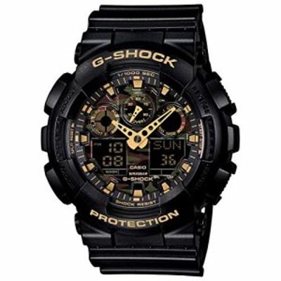 腕時計 カシオ メンズ GA-100CF-1A9DR Casio Wristwatch