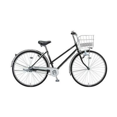 【防犯登録サービス中】送料無料 ブリヂストン 自転車 ロングティーンDX ベルト LG73SB P.Xクリスタルブラック