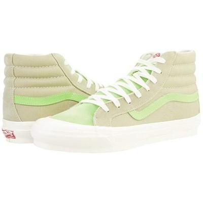 バンズ UA Original Style 138 LX メンズ スニーカー 靴 シューズ Eucalypt