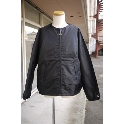 BLUCO ブルコ CREW NECK JACKET クルーネックジャケット OL-045-21