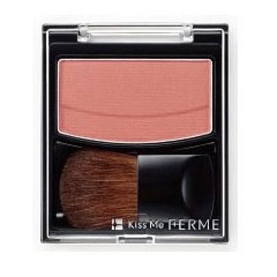 キスミー KISS ME フェルム ブライトニングチーク #03 コーラルレッド 2.9g 化粧品 コスメ