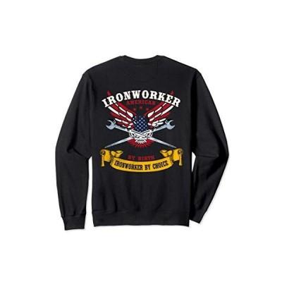Ironworker シャツユニオンギフトデザイン衣類の裏に トレーナー