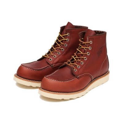 RED WING レッドウィング 6'CLASSIC MOC 6'クラシック モック 9106 RED BROWN