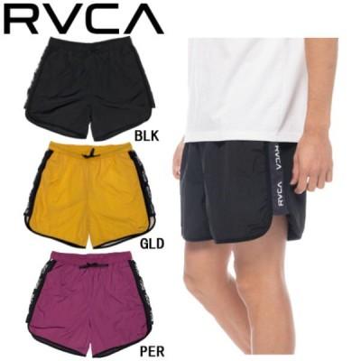 ルーカ RVCA 2020春夏 RVCA メンズ SCALLOPEDHEM SHORT ウォークショーツ トレーニング ジム スポーツ ショーツ