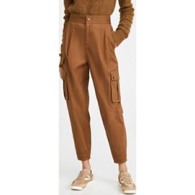 (取寄)アリス アンド オリビア レディース クラークソン アンクル カーゴ パンツ alice + olivia Women's Clarkson Ankle Cargo Pants Ca