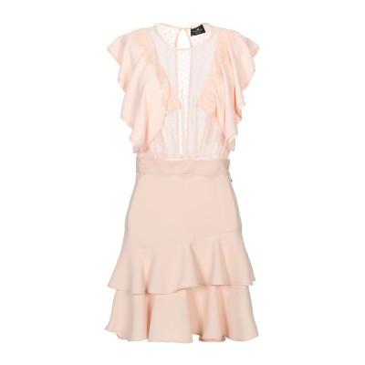 ELISABETTA FRANCHI ミニワンピース&ドレス ピンク 44 ポリエステル 100% / ナイロン ミニワンピース&ドレス