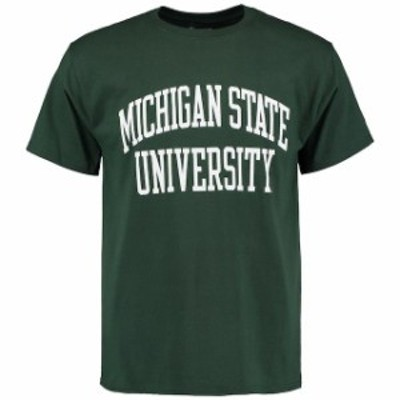 Champion チャンピオン スポーツ用品  Champion Michigan State Spartans Green University T-Shirt