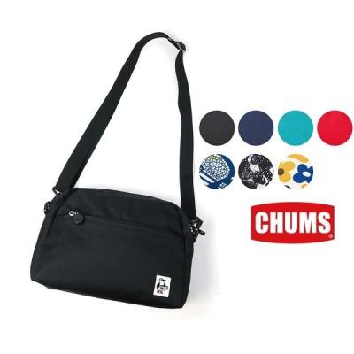チャムス CHUMS正規品 エコ スモールトラぺゾイド ショルダー2 ショルダーバッグ ナイロン メッセンジャーバッグ 自転車 バッグ  CH60-2473