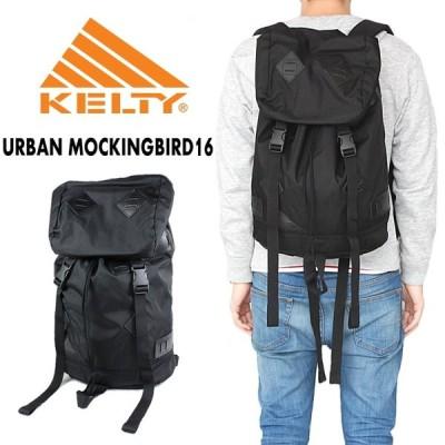 定番 KELTY ケルティ URBAN MOCKINGBIRD 16 アーバン モッキンバード 16 オールブラック 2592088