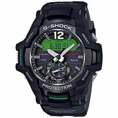腕時計 カシオ メンズ Casio GRB100-1A3 Gravitymaster Men's Watch Black 53.8mm Resin