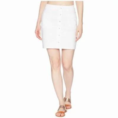 プラーナ ひざ丈スカート Kara Skirt White