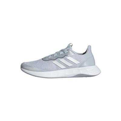 アディダス レディース スポーツ用品 QT RACER SPORT SHOES - Neutral running shoes - blue