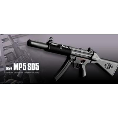東京マルイ H&K MP5SD5 電動ガン