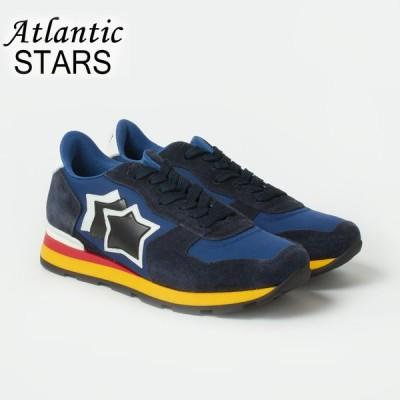 アトランティックスターズ メンズ スニーカー ATLANTIC STARS ANTARES AAB 89B BLUE 【shm】【zkk】【sws】【ssm】【gdm】【hkc】【scd】【glw】