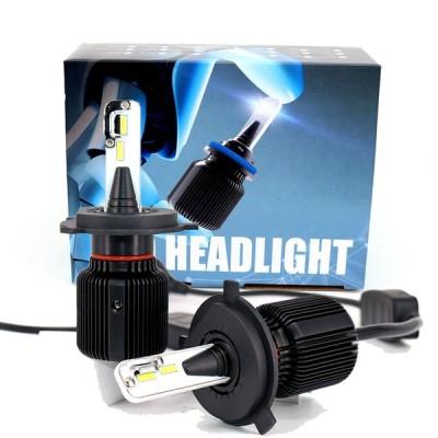 全国送料無料 新スーパーブライト H4 Led 電球 H7 H11 H1 9005 9006 9007 オートヘッドライト車の Led ライトビーム