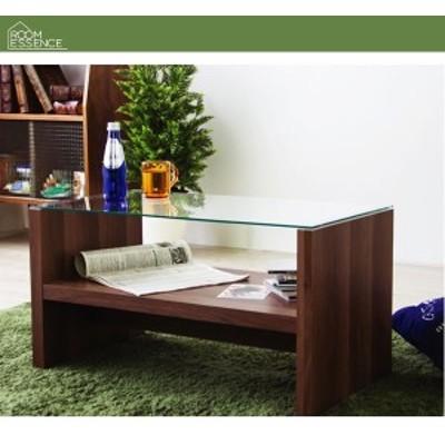 リビングテーブル おしゃれ ガラス カフェテーブル