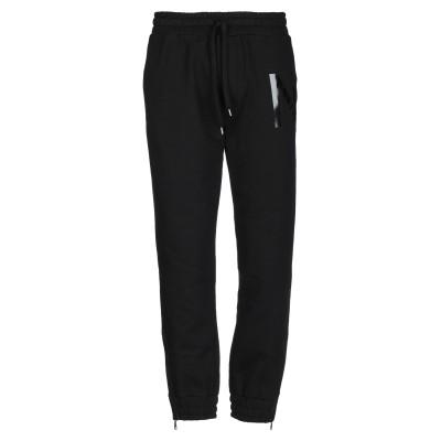 ヌメロ ヴェントゥーノ N°21 パンツ ブラック XS コットン 100% パンツ