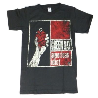 バンド(ロック)Tシャツ GREEN DAY SMLサイズ BN 小さ目のTシャツ サイズ注意!