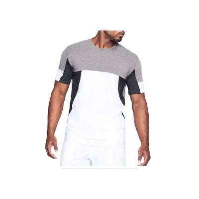 UNDER ARMOUR(アンダーアーマー)UA SPORTSTYLE COLORBLOCK TEE(ライフスタイル/Tシャツ/MEN)[1310572]