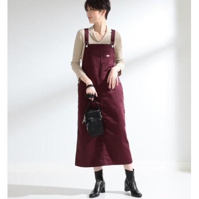 【ビームス ウィメン/BEAMS WOMEN】 【WEB限定】DANTON / ツイル ジャンパースカート
