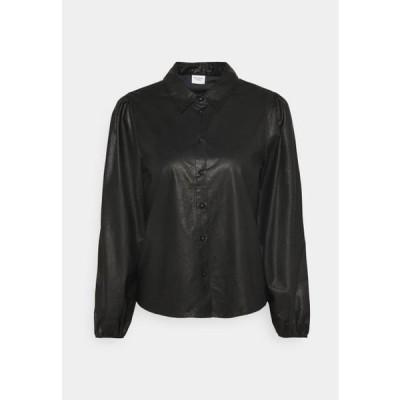 ジェイディーワイ レディース ファッション JDYLONDON - Button-down blouse - black