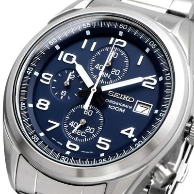 送料無料 新品 腕時計 SEIKO セイコー 海外モデル クロノグラフ ビジネス カジュアル メンズ SSB267P1