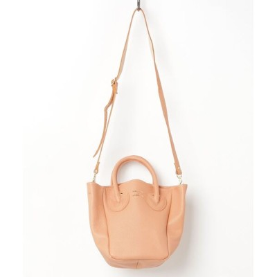 THE FRIDAY / 【YOUNG & OLSEN The DRYGOODS STORE】/PETITE LEATHER TOTE WOMEN バッグ > ショルダーバッグ