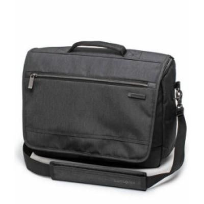サムソナイト メンズ ショルダーバッグ バッグ Modern Utility Messenger Bag Charcoal Heather