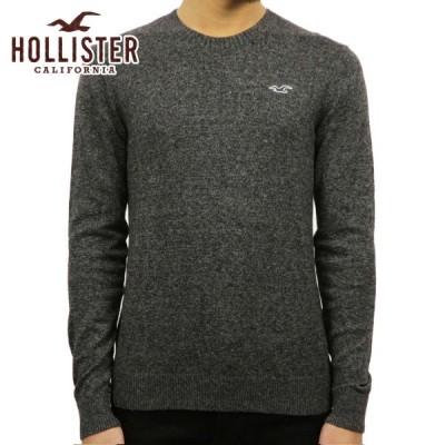 【ポイント10倍 5/15 0:00〜5/16 23:59まで】 ホリスター セーター メンズ 正規品 HOLLISTER クルーネックセーター  Lightweight 父の日 ギフト プレゼント