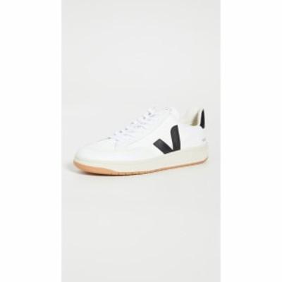 ヴェジャ Veja メンズ スニーカー シューズ・靴 V-12 Sneakers White/Black/Extra White