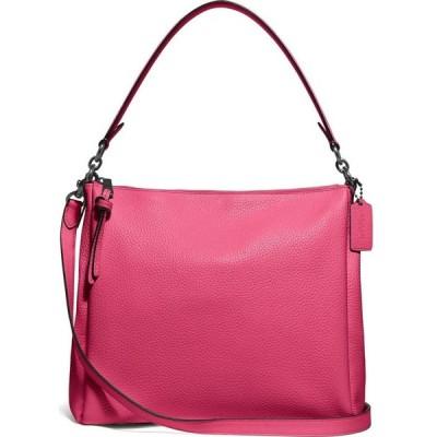 コーチ COACH レディース ショルダーバッグ バッグ Shay Shoulder Bag Pewter/Confetti Pink