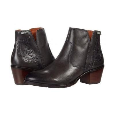 Pikolinos レディース 女性用 シューズ 靴 ブーツ アンクル ショートブーツ Cuenca W4T-8676 - Lead