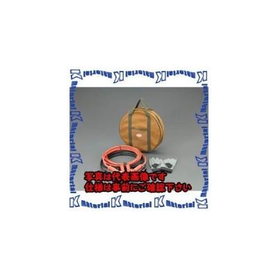【代引不可】【個人宅配送不可】ESCO(エスコ) 220A ブースターケーブルセット EA812JX-104 [ESC112636]