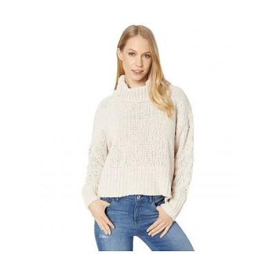 Billabong ビラボン レディース 女性用 ファッション セーター Cherry Moon Sweater - Whisper