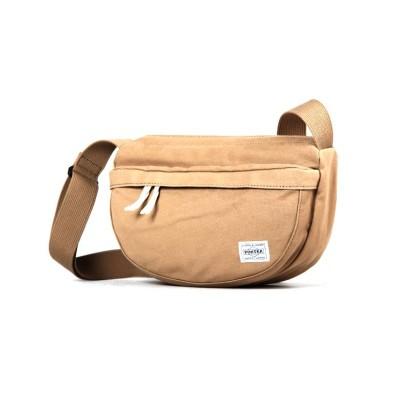 【カバンのセレクション】 吉田カバン ポーター ビート ショルダーバッグ メンズ レディース ブランド A5 PORTER 727-09044 ユニセックス ベージュ 在庫 Bag&Luggage SELECTION
