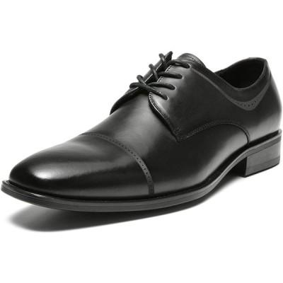 [YIMANIE] 革靴 メンズ ビジネスシューズ 本革 レザーシューズ 紳士靴 ストレートチップ 外羽根