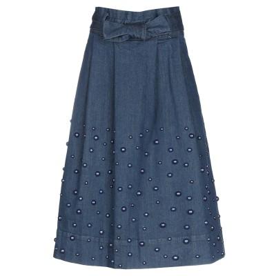 リュー ジョー LIU •JO デニムスカート ブルー 28 コットン 98% / ポリウレタン 2% デニムスカート