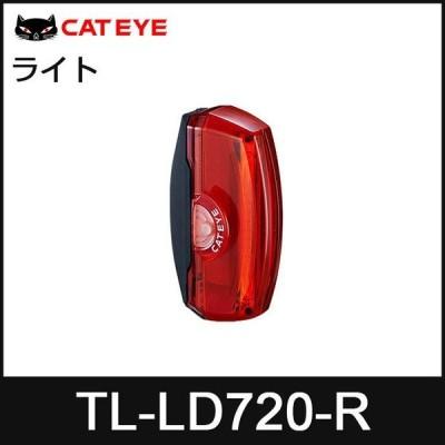 CATEYE キャットアイ セーフティライト TL-LD720-R RAPID X3 ラピッド エックス3 リア用 テールライト 自転車ライト