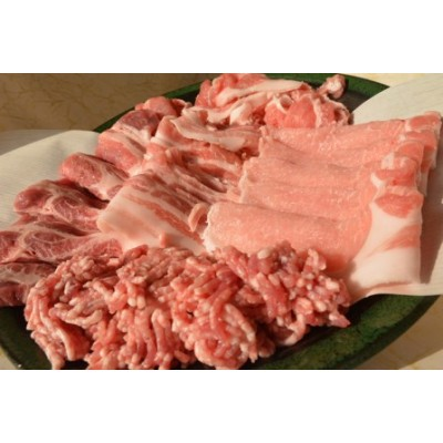 AD05_古河市産ローズポークバラエティセット1.7kg【全国銘柄食肉コンテスト最優秀賞受賞】