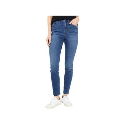 Madewell 10'' High-Rise Roadtripper Supersoft Jeans in Playford Wash レディース ジーンズ Playford Wash