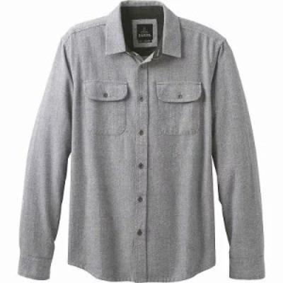 プラーナ シャツ Prana Lybek LS Shirt Gravel