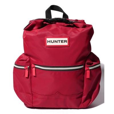 【ハンター】 ORIGINAL MINI BACKPACK NYLON ユニセックス ミリタリーレッド メーカー指定サイズ HUNTER