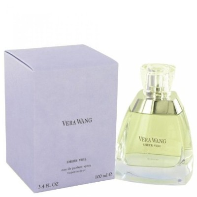 コスメ 香水 女性用 ケルン  VERA WANG SHEER VEIL by Vera Wang Eau De Parfum Spray 3.4 oz Women 送料無料