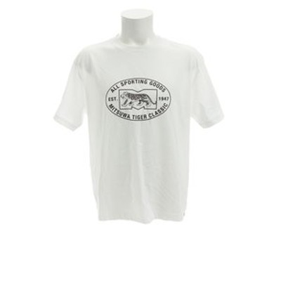 Tシャツ メンズ オーセンティック 半袖Tシャツ KSMTYF-026-010
