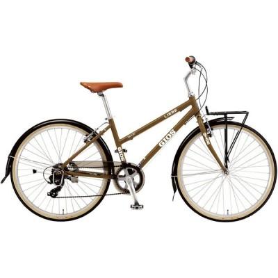 ジオス リーベ (ブラウン) 2021 GIOS LIEBE シティサイクル クロスバイク